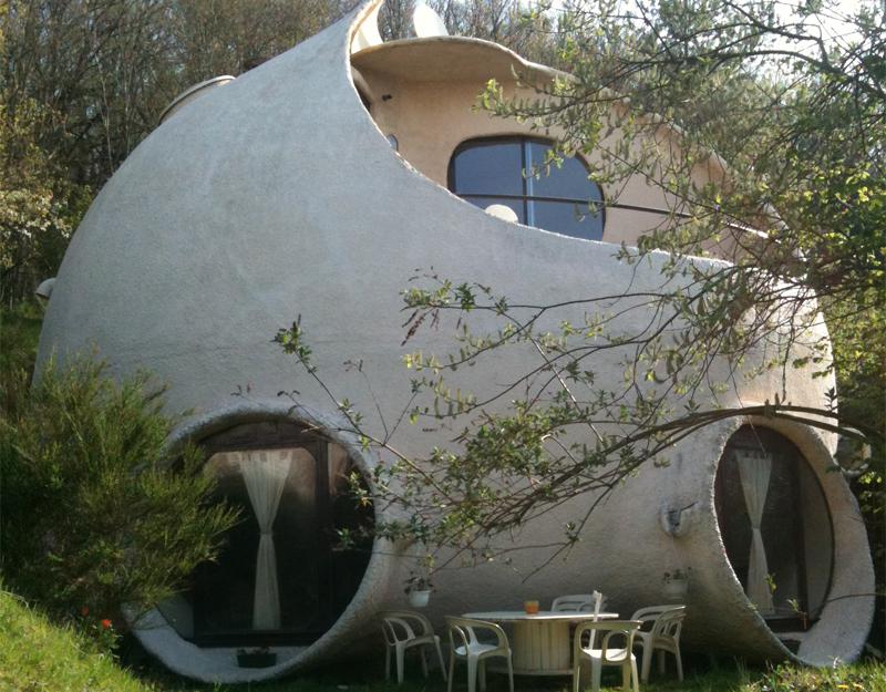 Maison orsay for Maison en bulle