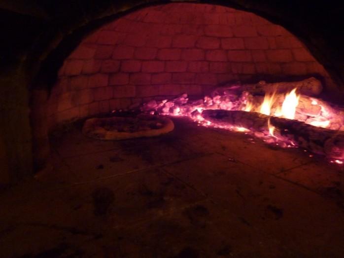 première pizza