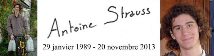 Hommage à Antoine Strauss