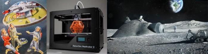 Antoine Strauss imprimante 3D